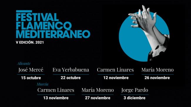 Fundación Mediterráneo Festival Flamenco