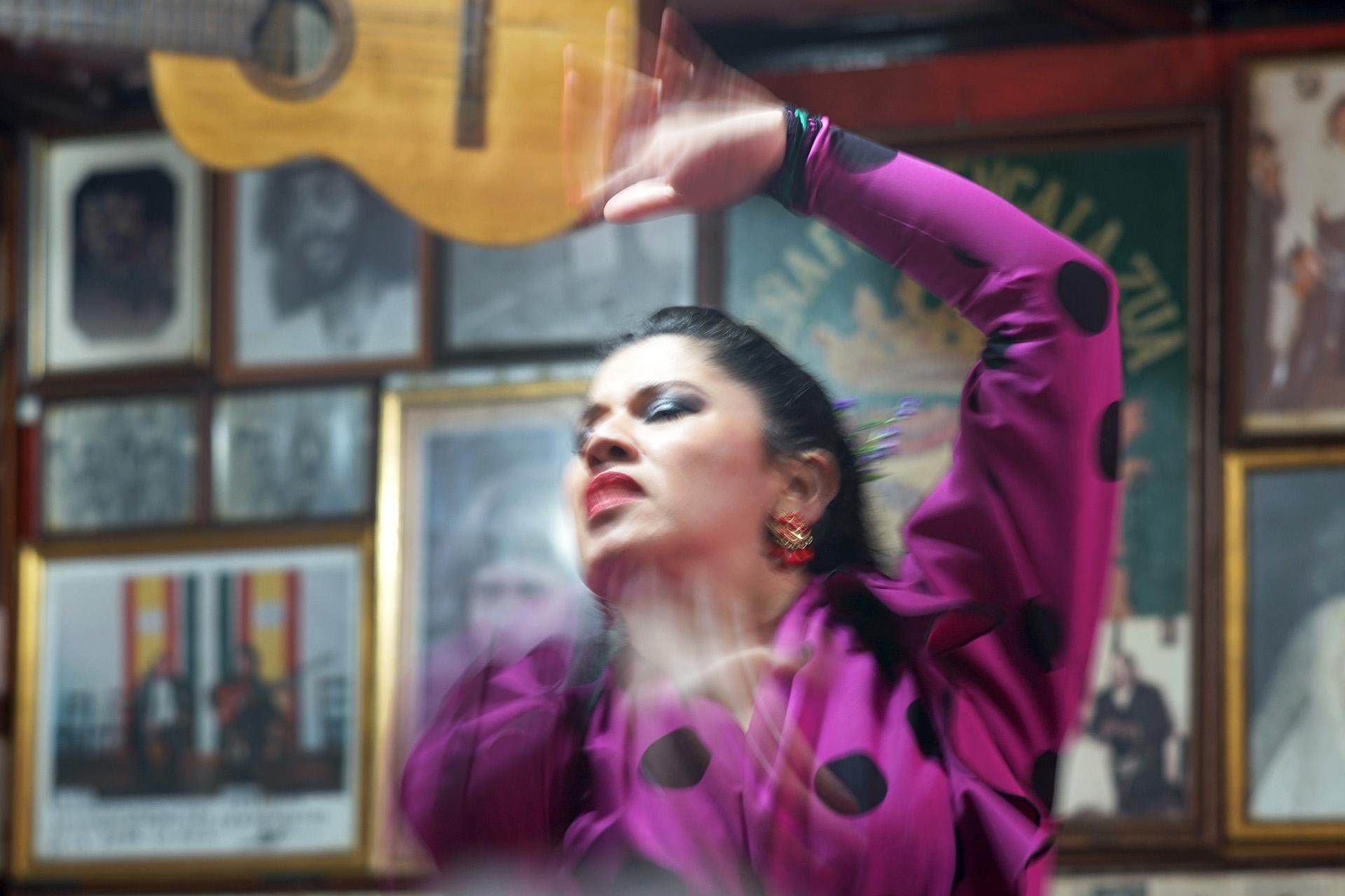 Primer premio concurso fotografía V Festival Flamenco
