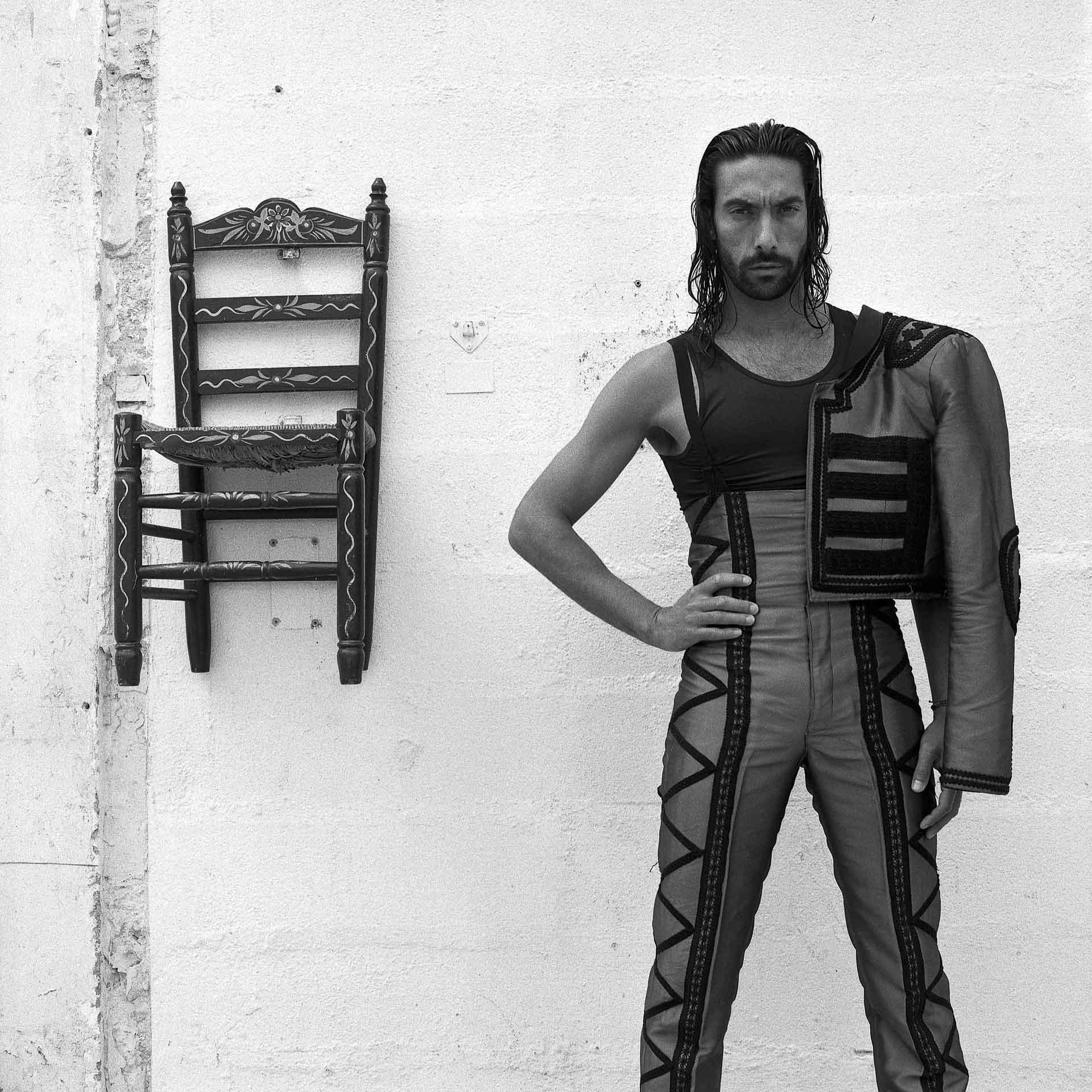 Mención especial concurso de fotografía V Festival Flamenco