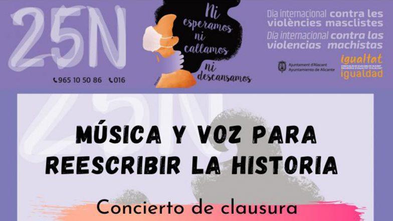 25n concierto dia contra la violencia mujer copia
