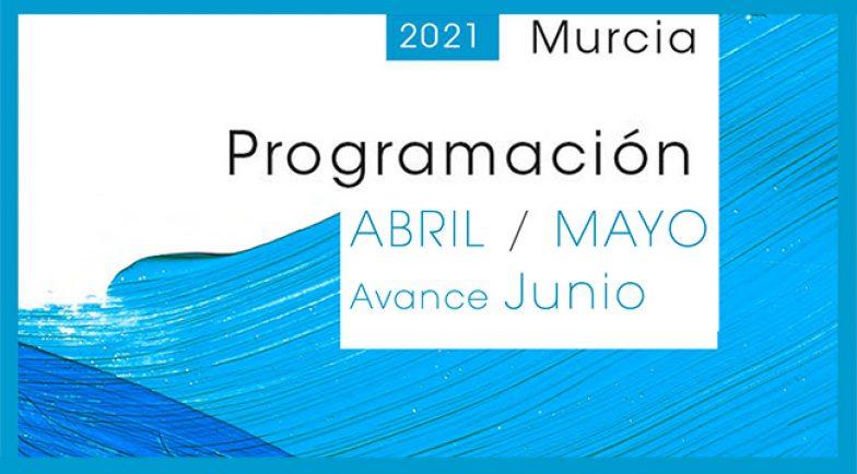 Agenda Murcia - MEDITERRÁNEO abril-junio portada copia