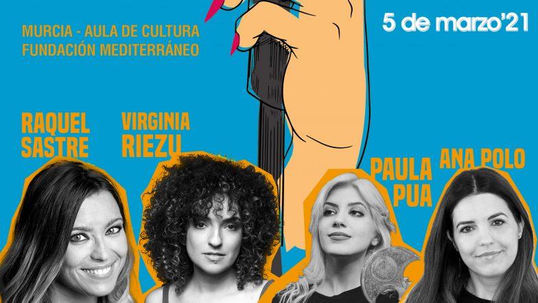 Comicas Murcia 5 marzo 2021