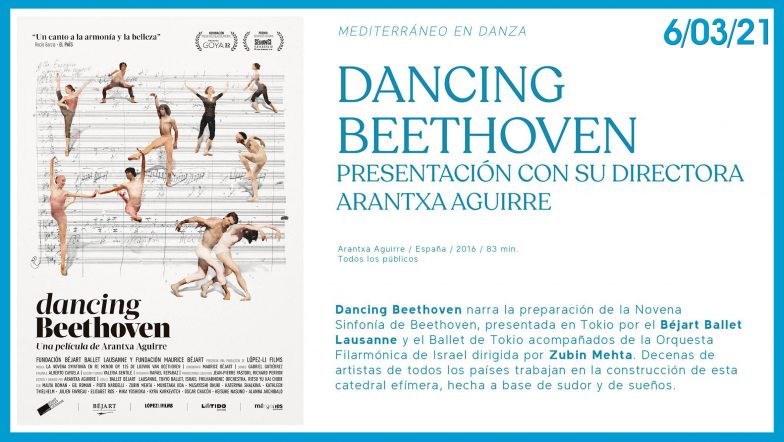 Dancing Beethoven Mediterraneo en danza