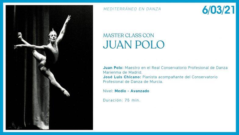 Juan Polo Mediterraneo en danza