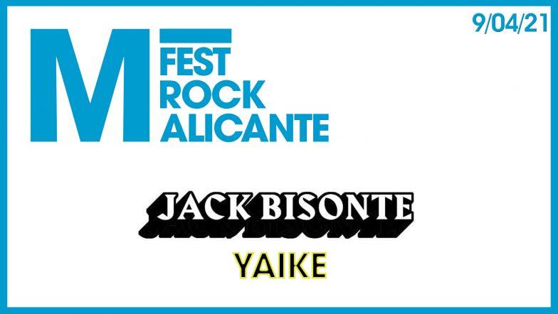 M Fest 2021 Jack Bisonte & Yaike