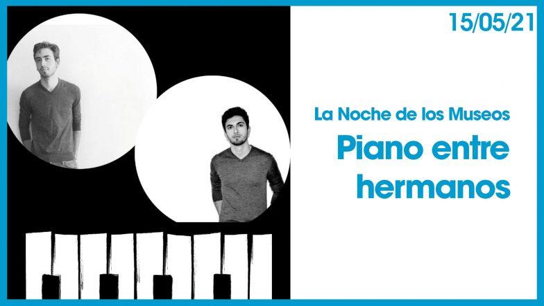 Piano entre hermanos noche museos cartagena