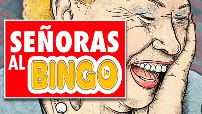 senoras al bingo improvivencia